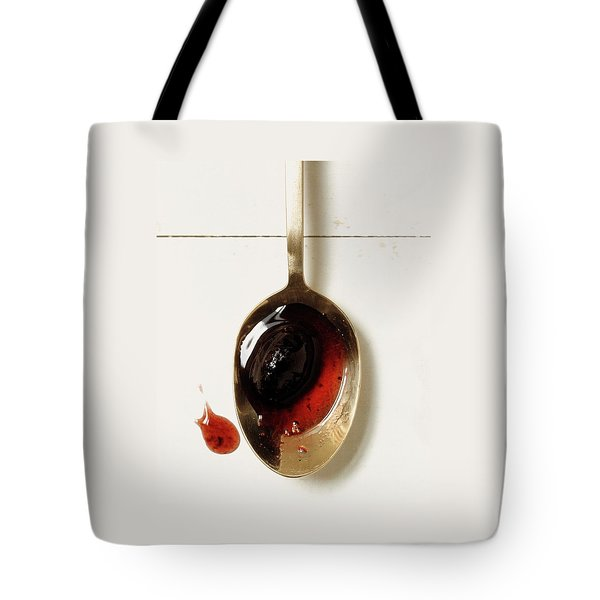Damson Plum Relish Tote Bag