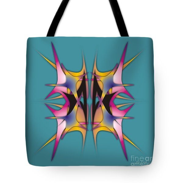 Dance Electric 2 Tote Bag