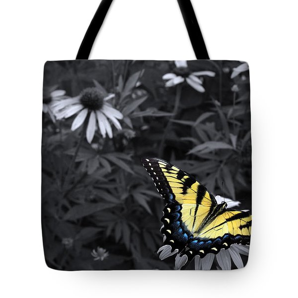 Dance In The Garden Tote Bag