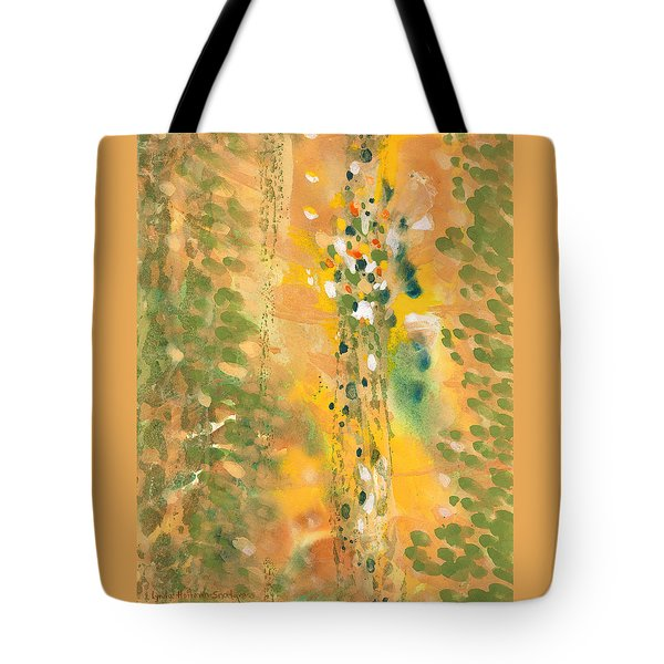 Dance Of The Elementals Tote Bag