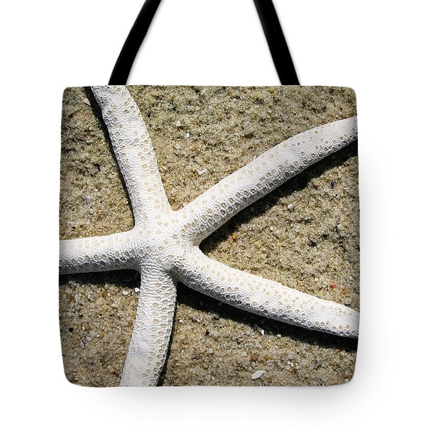 Dance Of The Starfish Tote Bag