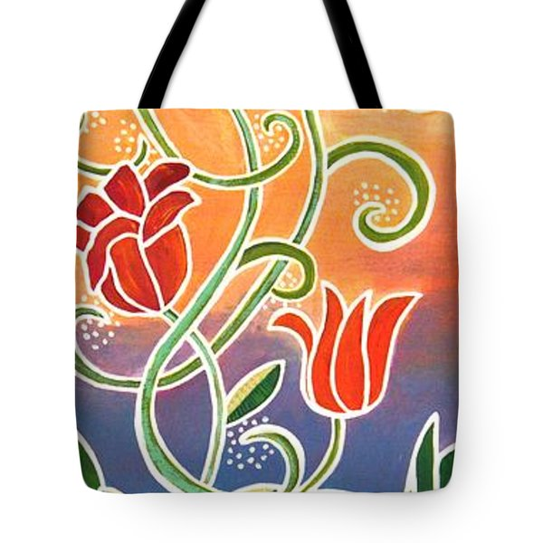 Dance With Me Tote Bag by Linda Bailey