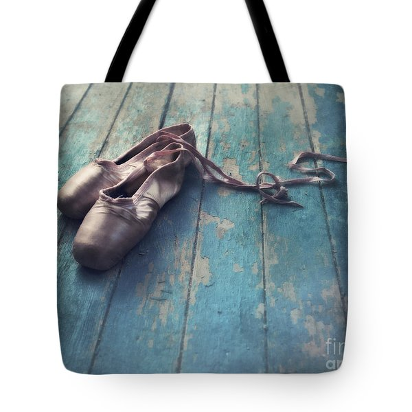 Danced Tote Bag by Priska Wettstein