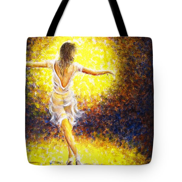 Dancer 20 Tote Bag