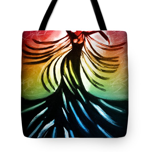 Dancer 3 Tote Bag