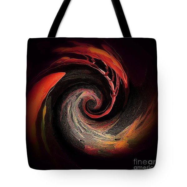 Dancing 2 Tote Bag by Andrew Drozdowicz