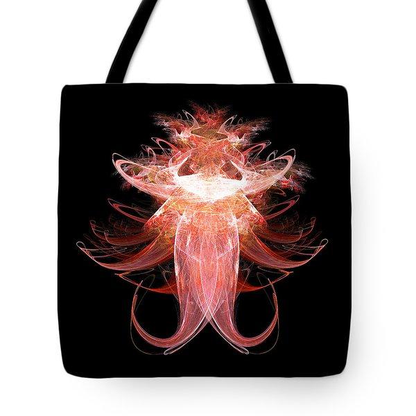 Dancing Angel Tote Bag