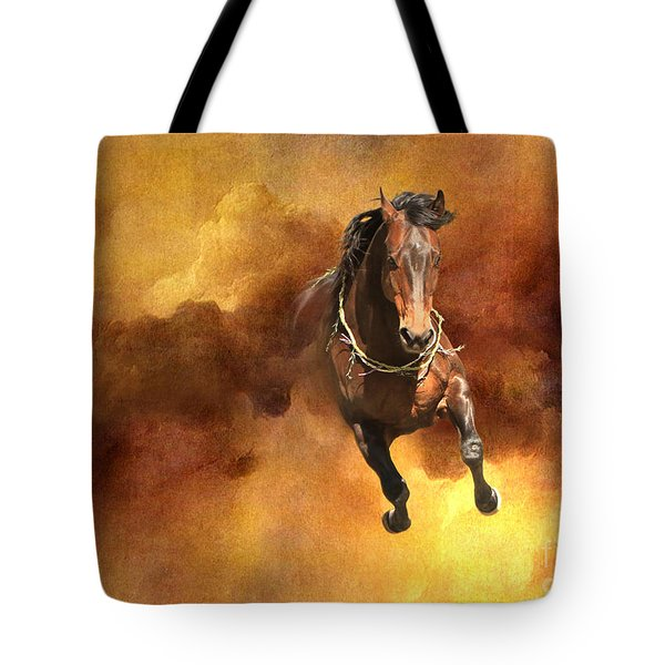 Dancing Free I Tote Bag