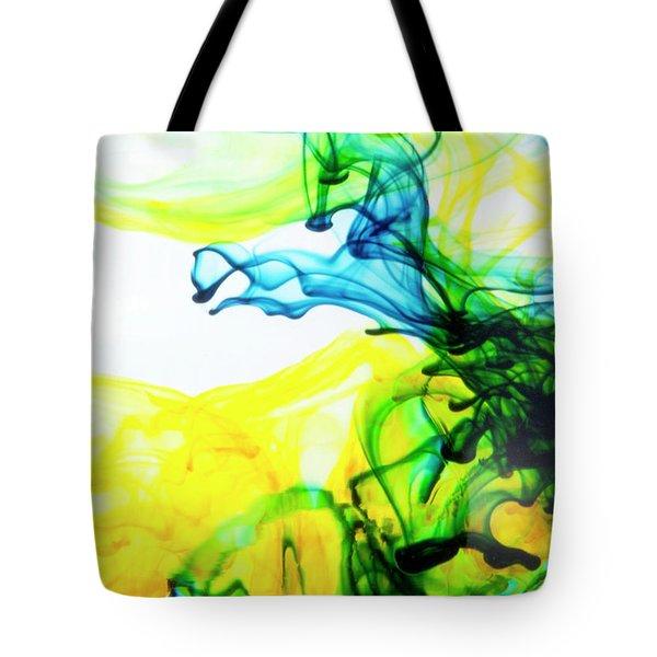 Dancing Horse Tote Bag
