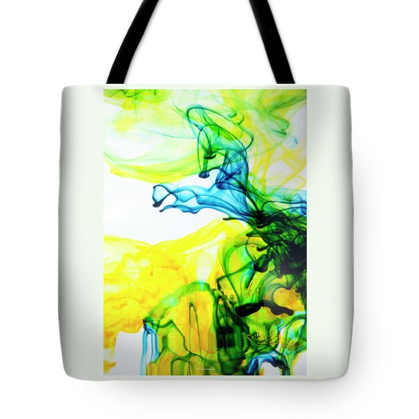 Dancing Horse Tote Bag
