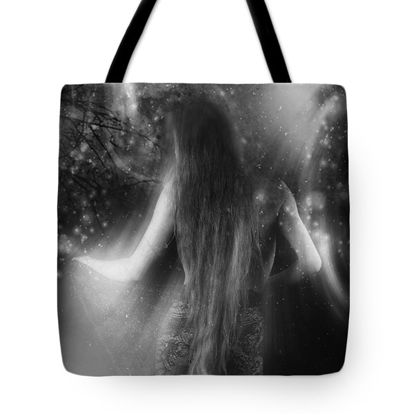 Dancing In The Moonlight... Tote Bag