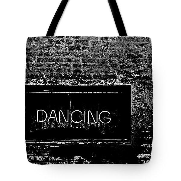 Dancing Tote Bag