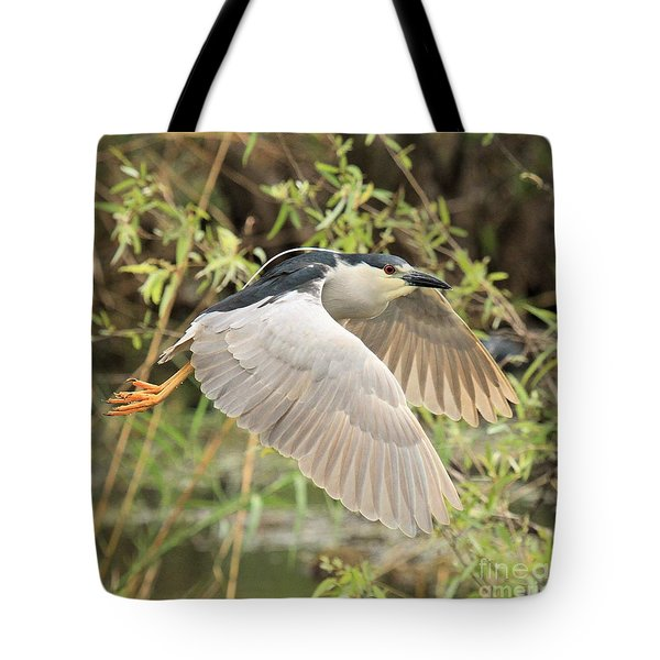 Dancing Through The Trees Tote Bag