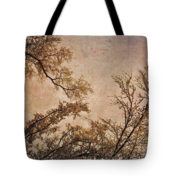 Tote Bag featuring the photograph Dancing Trees by Carol Whaley Addassi