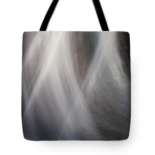 Dancing Water Tote Bag by Kathy Bassett