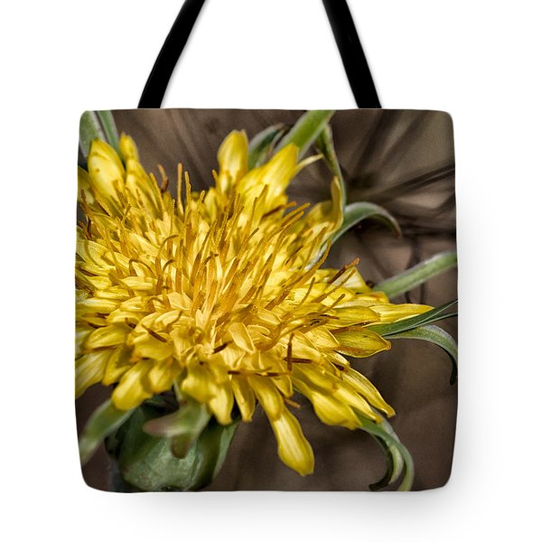 Dandelion Tote Bag by Betty Depee