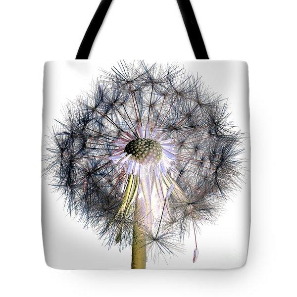 Dandelion Clock No.1 Tote Bag