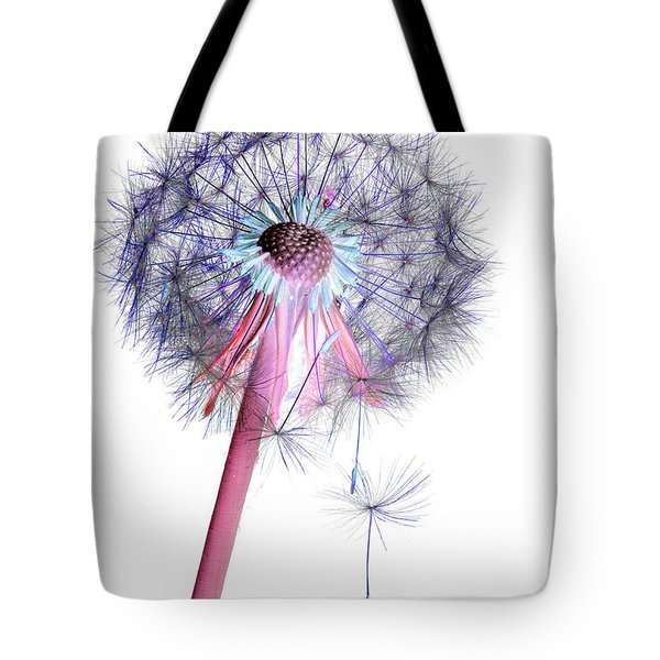 Dandelion Clock No.2 Tote Bag