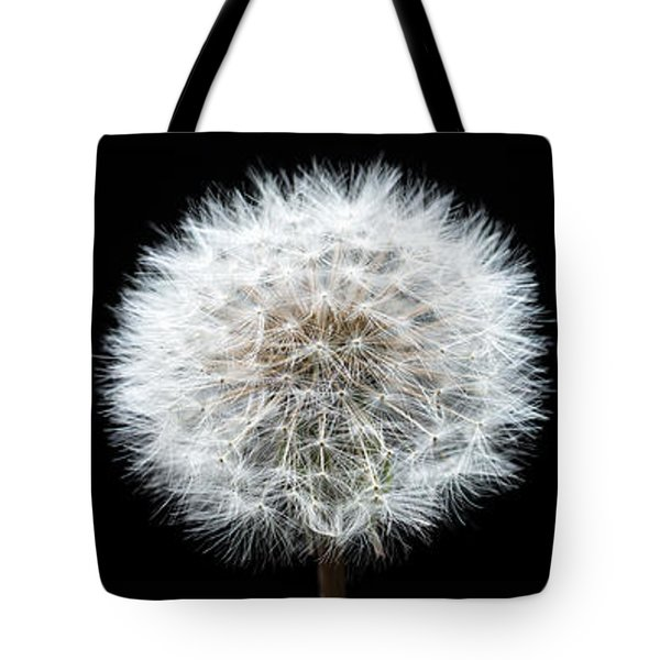 Dandelion Life Cycle Tote Bag by Steve Gadomski