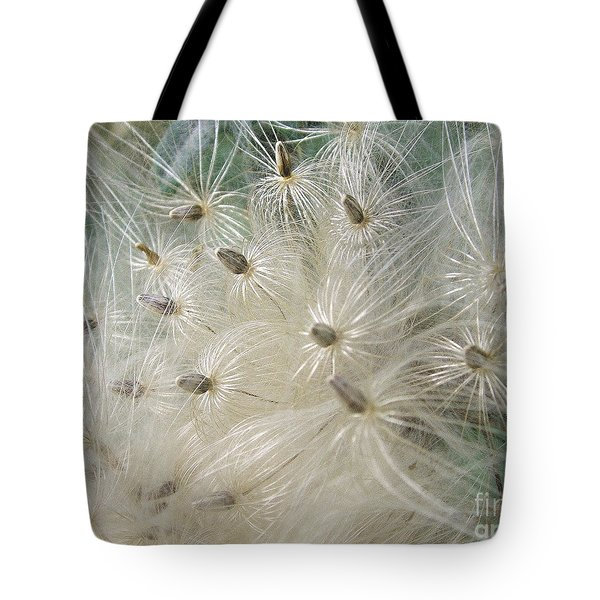 Dandelion  Tote Bag by Rich Collins