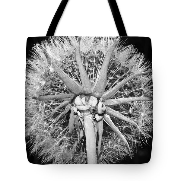 Dandy  Lion...looking Up Tote Bag