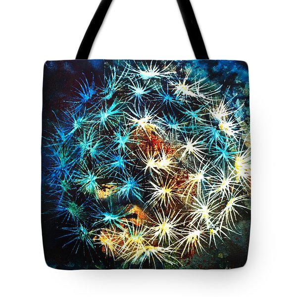 Dandy Puff Tote Bag
