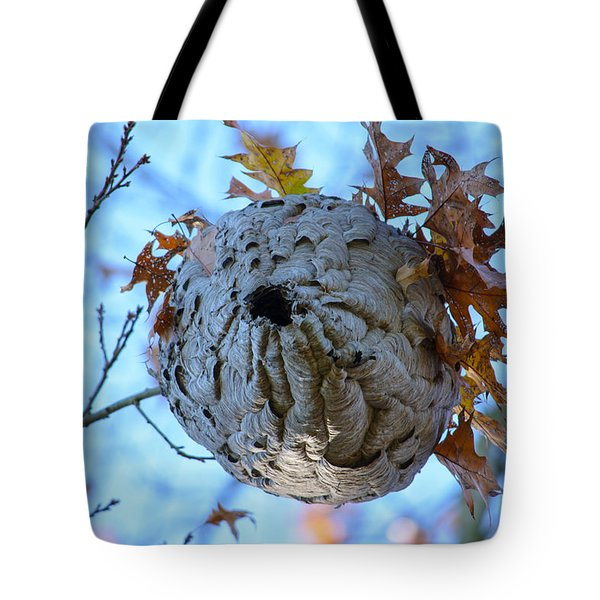 Tote Bag featuring the photograph Danger Zone by Tikvah's Hope