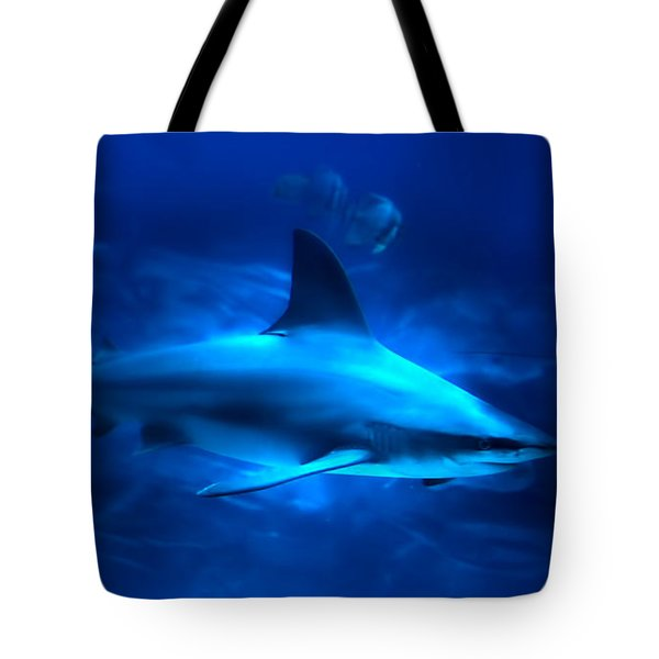 Dangerous Beauty Tote Bag by Mark Andrew Thomas