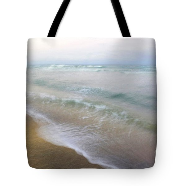 Dania Beach Tote Bag by Glennis Siverson