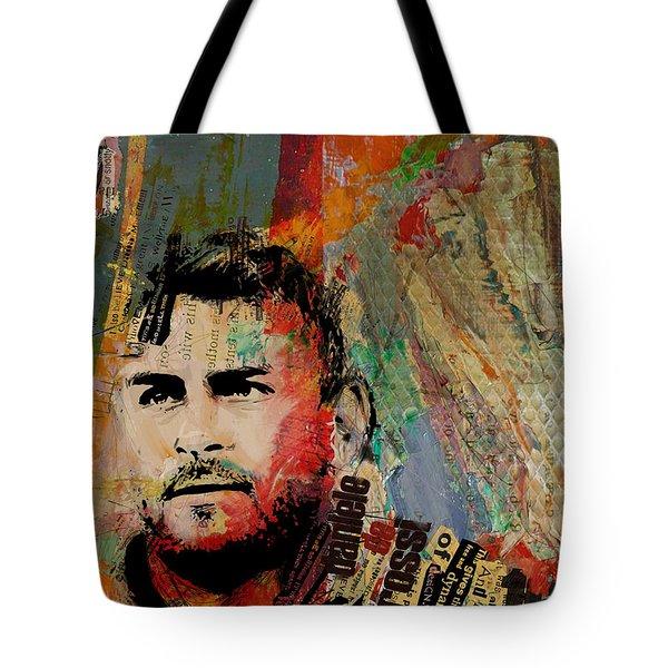 Daniele Di Rossi - B Tote Bag