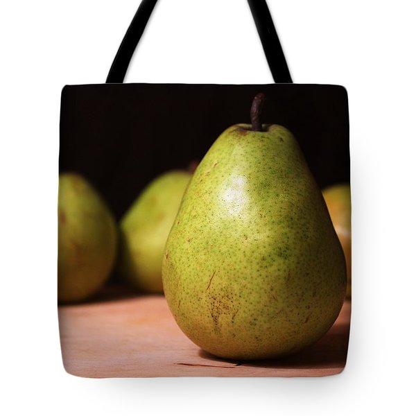 D'anjou Pears Tote Bag
