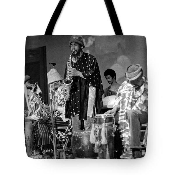 Danny Davis Tote Bag