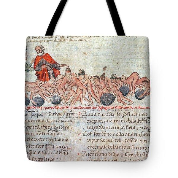 Dantes Inferno Tote Bags   Fine Art America