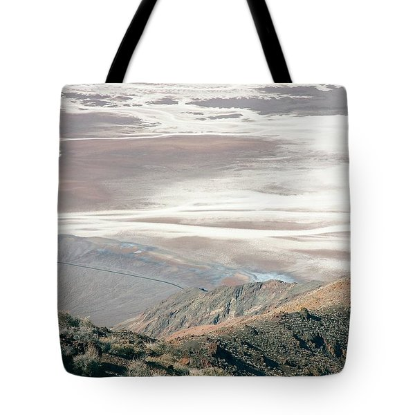 Tote Bag featuring the photograph Dante's View #1 by Stuart Litoff
