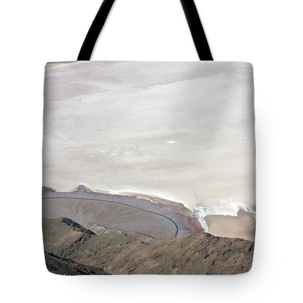 Tote Bag featuring the photograph Dante's View #2 by Stuart Litoff