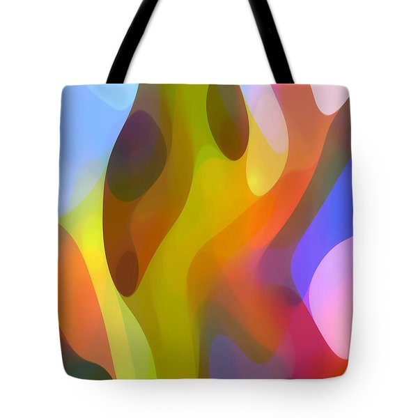 Dappled Light 7 Tote Bag by Amy Vangsgard
