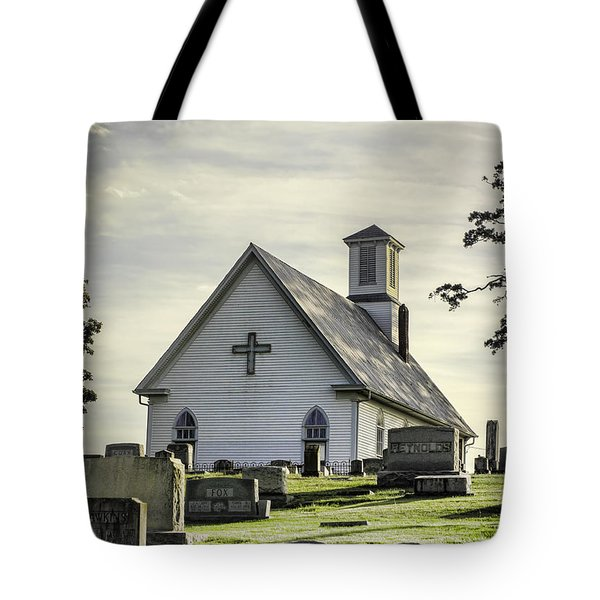 Dappled Light Tote Bag by Heather Applegate