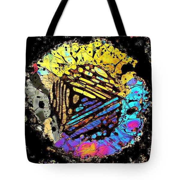 Eye Of The Dragon Tote Bag