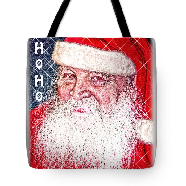 Darius Merry Christmas Tote Bag