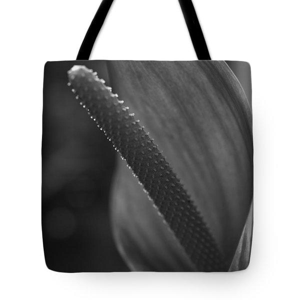Dark And Light Tote Bag