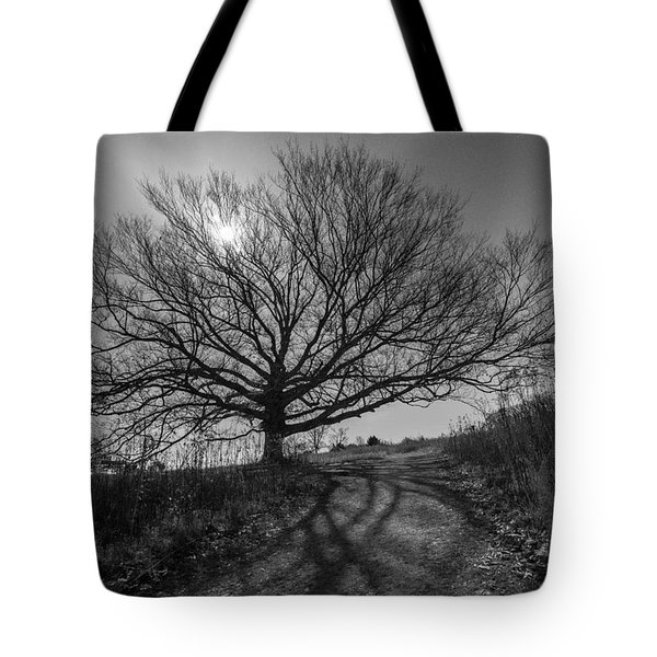 Dark And Twisted Tote Bag