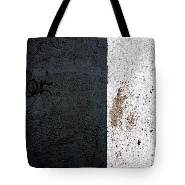 Dark Bright Tote Bag