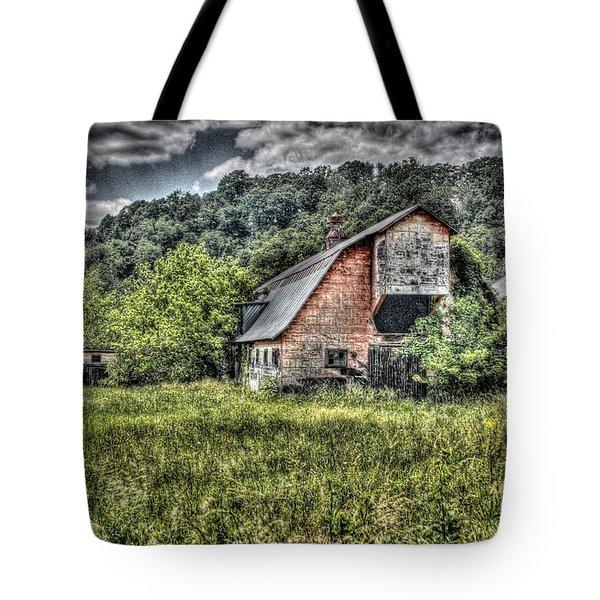 Dark Days For The Farm Tote Bag