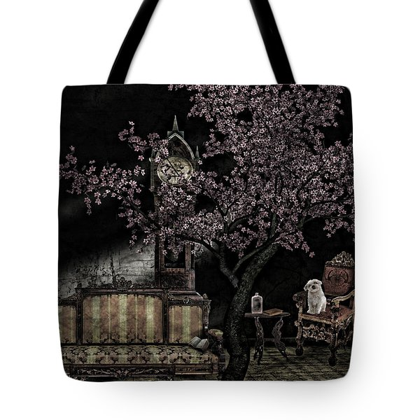 Dark Dream Tote Bag