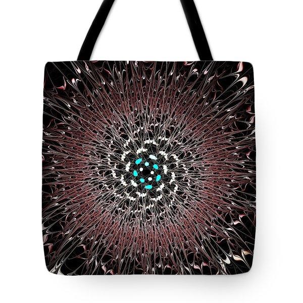 Dark Nexus Tote Bag by Anastasiya Malakhova