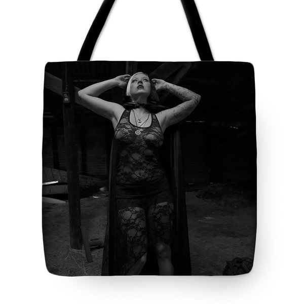 Dark Witch's Yearning Tote Bag