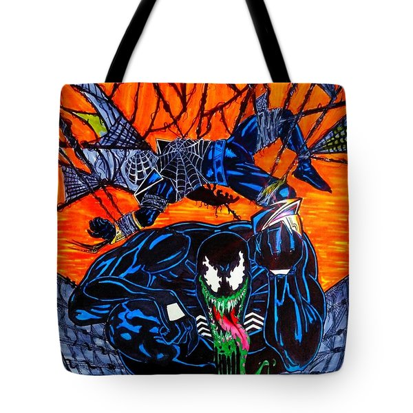 Darkhawk Issue 13 Homage Tote Bag