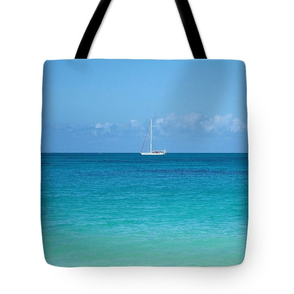 Darkwood Beach Tote Bag