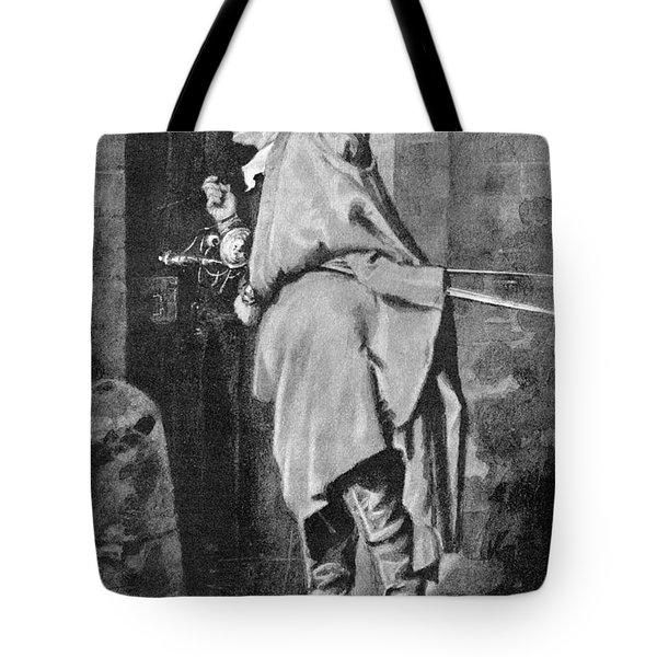 D'artagnan Tote Bag