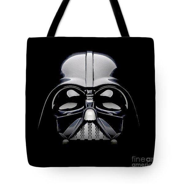 Darth Vader Helmet Tote Bag